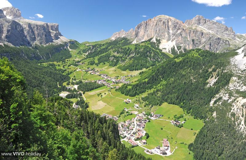 Vacanze a Corvara in Alta Badia - Trentino Alto Adige